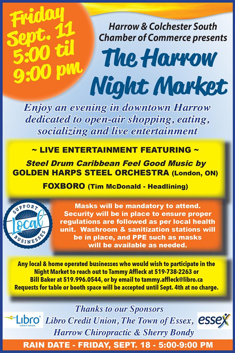 Harrow Night Market