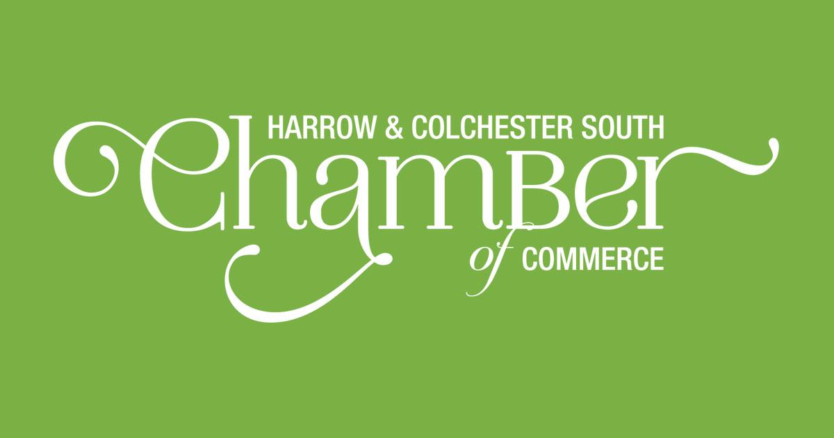 Harrow Chamber Event Logo